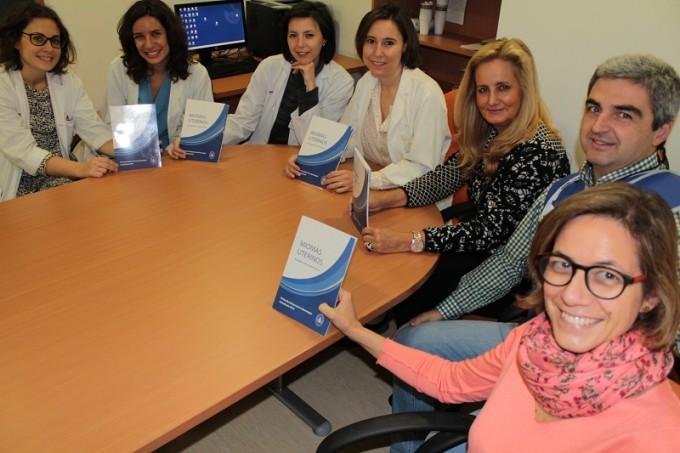 FOTONOTASANIDAD. Protocolo miomas Hospital de Toledo