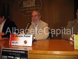 """Aurelio Pretel, Historiador: """"La Feria tiene un origen comercial y civil, y no es en honor a la virgen. Incluso hubo Obispos de Albacete que no se han sentido cómodos con una capilla en el recinto Ferial"""""""