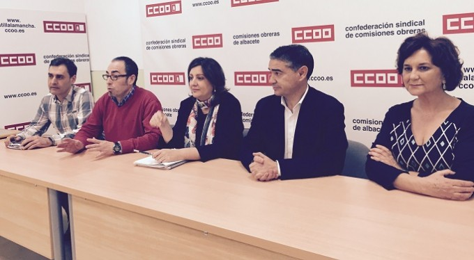 CANDIDATURA PSOE-CCOO