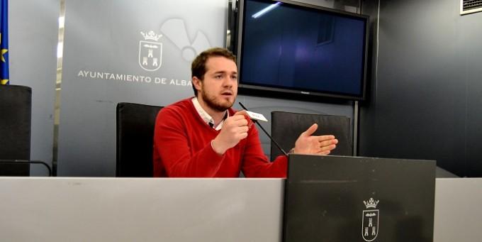 Foto GMS Ayto AB 18-12-15 (RP M Martínez. Moción Plataforma Logística)
