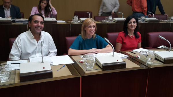 Pleno Carmen, Arturo, Francis
