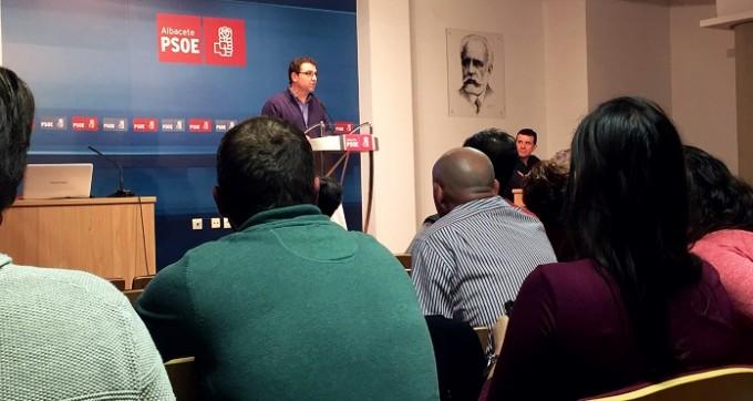 Asamblea Local PSOE 23 enero