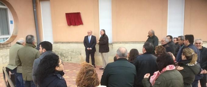 Inauguración Parque en Hoya Gonzalo 1