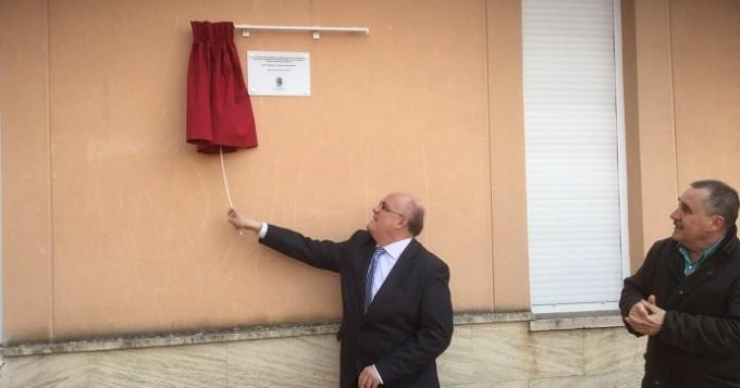 Inauguración Parque en Hoya Gonzalo 2