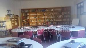 Interior de una de las aulas del CEIP Virgen de Los Llanos de Albacete.