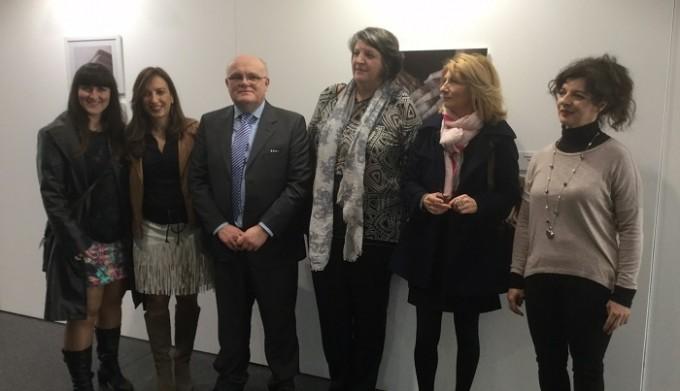 Inauguración Exposición Arte y Mujer