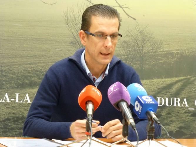 Luis Fernando Villanueva, presidente de Aproca2