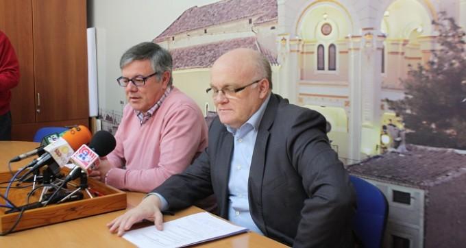 Rueda de Prensa sobre Presupuestos JCCM en Hellin