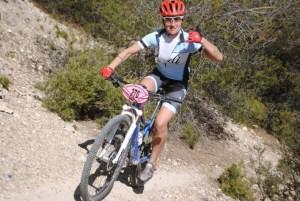Alicia Campos, vencedora de la prueba (1)