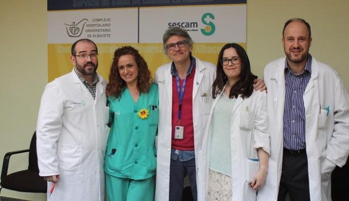 FOTONOTASANIDAD. Consultas Neurología y Nefrología en Hellín