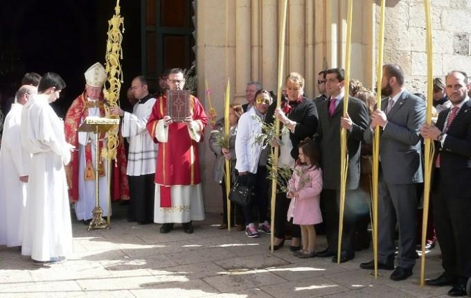 Foto.Misa y procesión de las palmas. Domingo de Ramos (4)