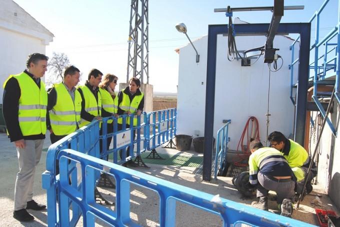 Foto.Visita EDAR El Salobral.29-3-16 (2)