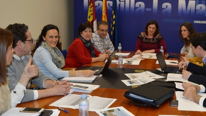 ReuniOn Comisión IV Centenario