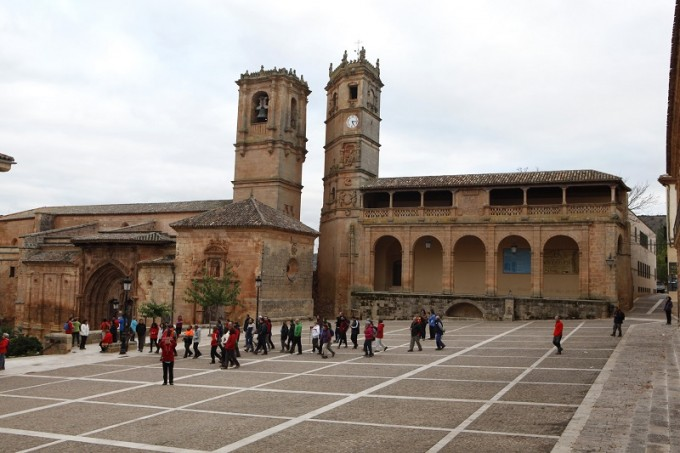 Visita por la ciudad de Alcaraz_La Mancha Press_Luis Viuzcaino_4042