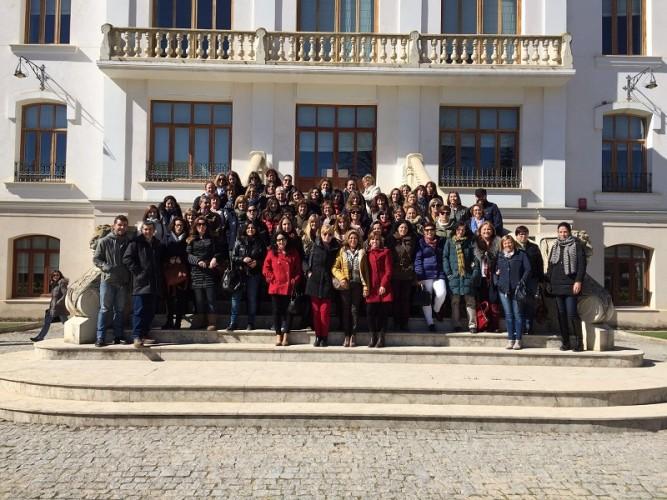 FOTO JORNADAS DE TÉCNICOS DEL SERVICIO DE DEPENDENCIA EN ALBACETE