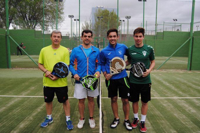 Foto.III Torneo de Padel-Tenis a beneficio de AFANION.29-4-16