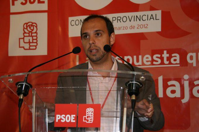 Pablo Bellido. Foto: PSOE Guadalajara.