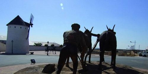 Munera es una de las tres ubicaciones válidas para el pasaporte cervantino en la provincia de Albacete. Foto: http://www.cervantescuartocentenario.com/