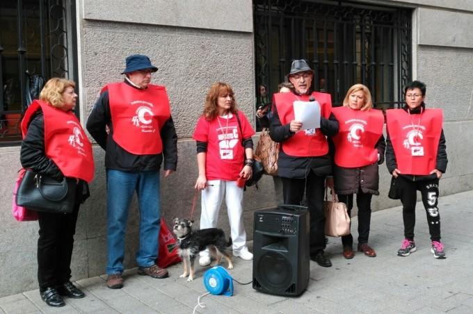 protesta platafoma afectados hepatitis c albacete