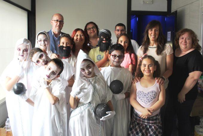 Foto.Obra de Teatro de Cruz Roja Albacete.11-6-16