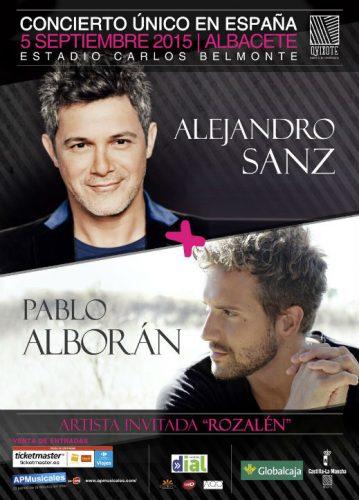 AlejandroSanz_PabloAlboran_Rozalen