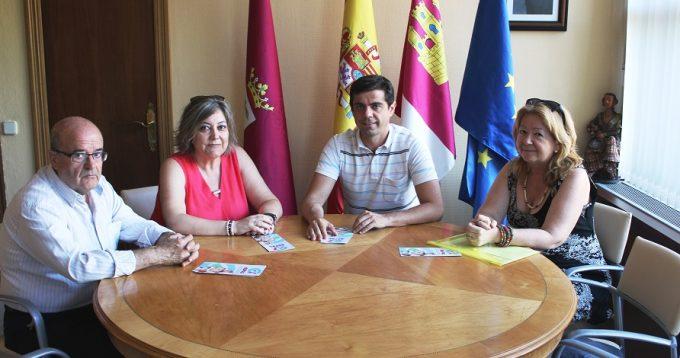Foto. Reunión con ASPAS.22-8-16