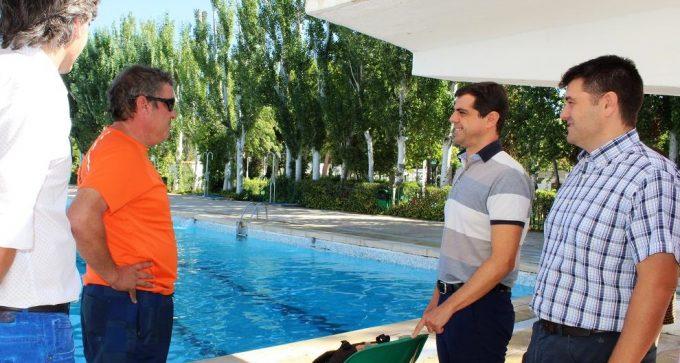 Foto.Visita Complejo Deportivo Municipal 'Carlos Belmonte'.23-8-16 (5)
