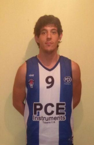 JOSE MANUEL OJEDA - PCE TOBARRA 16-17