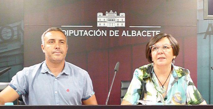 José Ignacio Díaz y Victoria Delicado