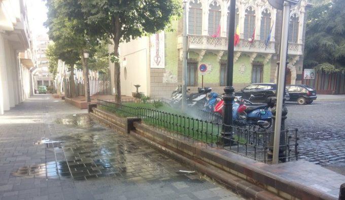parques, aspersores, agua (2)