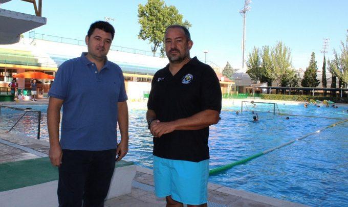 Foto.Francisco Navarro.V Torneo de Waterpolo 'Feria de Albacete' (4)