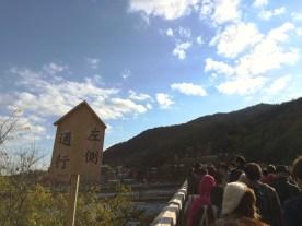 Arus Arah ke Horinji Temple