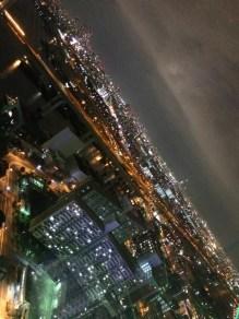 Osaka malam