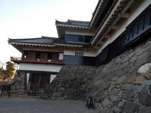 Kastil dari dekat