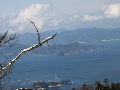 Laut dari hampir puncak (1)