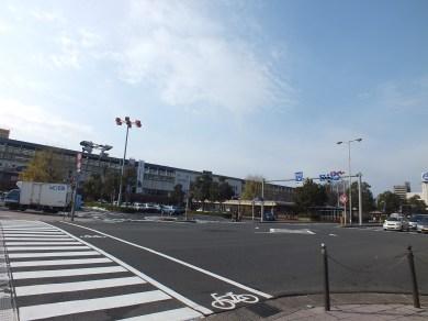 Stasiun Tottori dan sekitarnya (4)