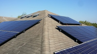 Brownsville, Texas Home Solar Panel Install-4