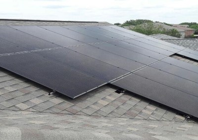7.83 kW Solar Panel Installation in Cedar Park, Texas