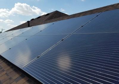 4.64 kW Solar Panel Installation in McAllen, Texas