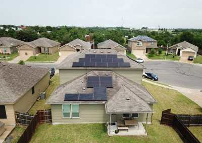 7.2 kW Solar Panel Installation in Austin, Texas