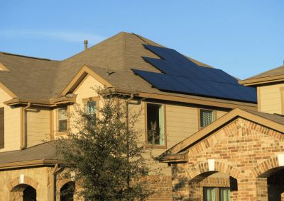 4.35 kW Solar Panel Installation in Katy, Texas