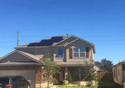 9.28 kW Solar Panel Installation in Katy, Texas