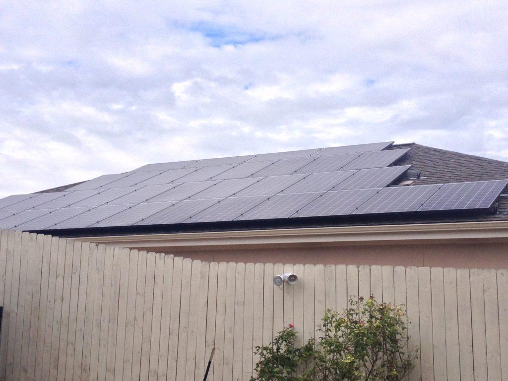 9 36 kw solar install in lakeway texas alba energy rh albaenergy com home solar panel wiring diagram residential solar panel wiring diagram