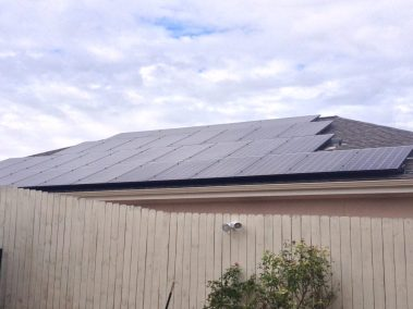 Lakeway Texas Home Solar Panel Install-2