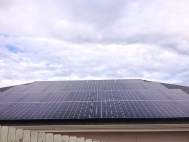 Lakeway Texas Home Solar Panel Install