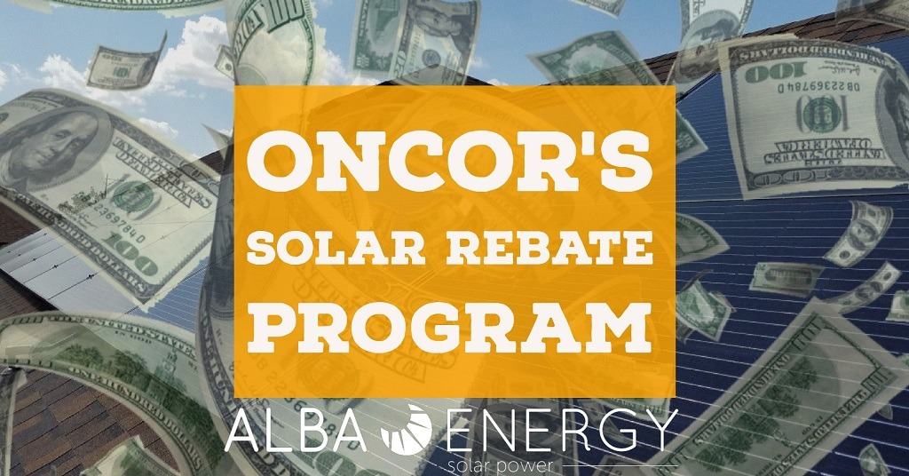 Oncor's Solar Rebate Program Pays You To Install Panels