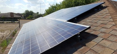 Pharr Texas Solar Panel Installation-2