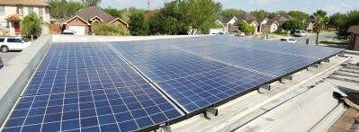Pharr Texas Solar Panel Installation-3
