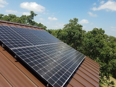 San Antonio Texas Home Solar Panel Installation-2