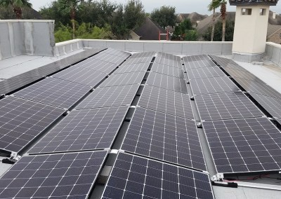20.1 kW Solar Panel Installation In Sharyland, Texas